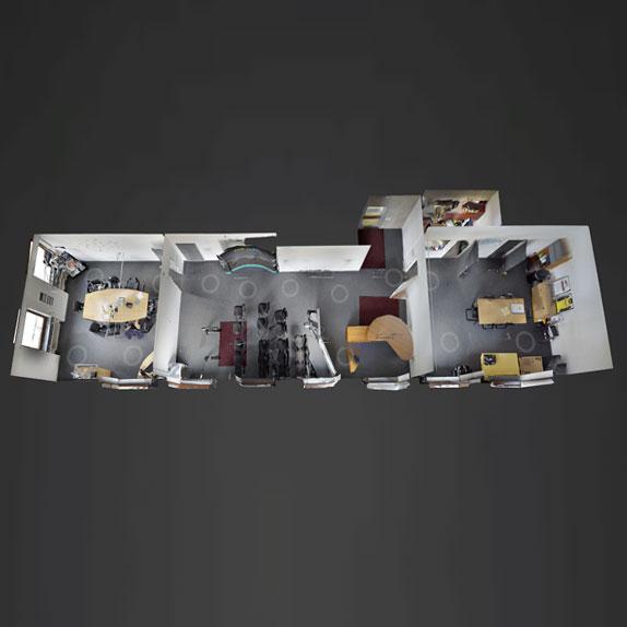 Gebäudeerfassung in 3D als Basis für vielfältige Anwendungsmöglichkeiten